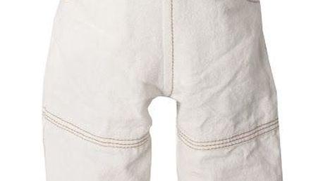 Bílé kalhoty – mega