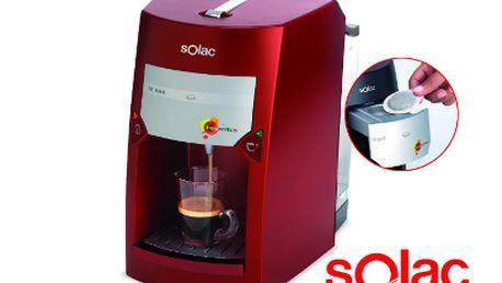 Kávovar SOLAC za 1399 Kč!
