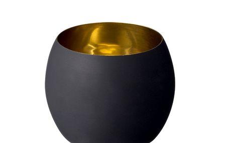Mosazný svícen Brass