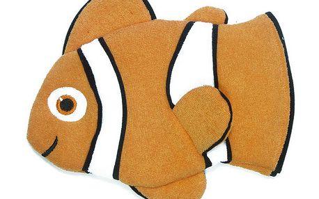 Mycí rukavice Nemo, 18 cm