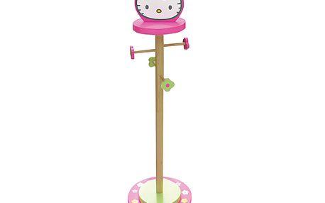 Dětský věšák s motivem Hello Kitty
