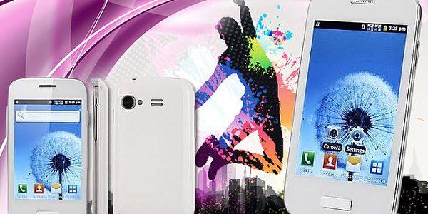 Skvělý Smartphone Feiteng Mini na 2 SIM karty