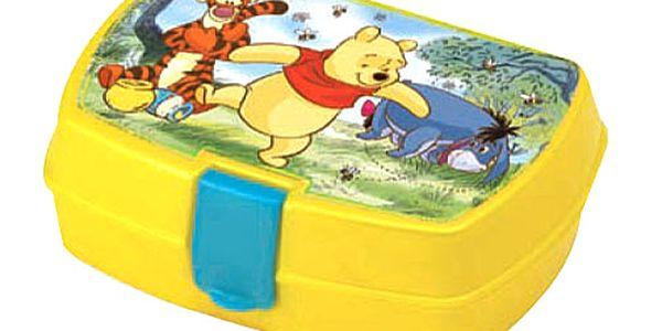 Box na svačinu - Medvídek Pú