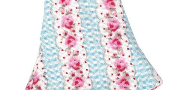 Textilní zvoneček Dicte Pale Blue