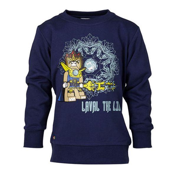 Tmavě modrá mikina