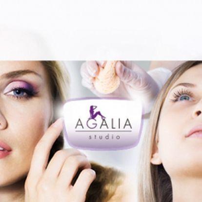 Luxusní kompletní KOSMETICKÝ BALÍČEK včetně ČIŠTĚNÍ PLETI ULTRAZVUKOVOU ŠPACHTLÍ a ošetření OZONEM za úžasných 219 Kč! Dopřejte si exkluzivní kosmetické ošetření pleti v krásném Studiu Agalia s jedinečnou slevou 60%!