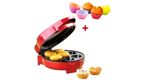 Elektrický muffinovač Concept MF-3030 elegantního designu