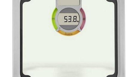 Plně elektronická skleněná osobní váha Tefal PP6000 s funkcí Visio control