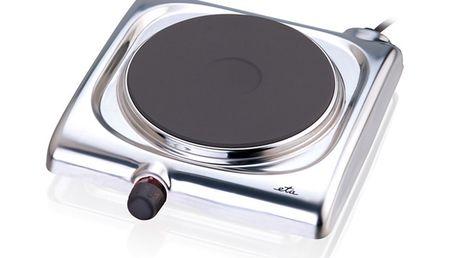 Elektrický vařič ETA 31009 90010, jednoplotnový se smaltovaným pláštěm a světelnou signalizací