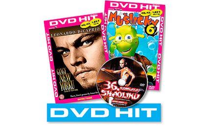 Úžasné filmy na DVD za 9,90 Kč. Vybírejte ze všech žánrů na Apollostore!