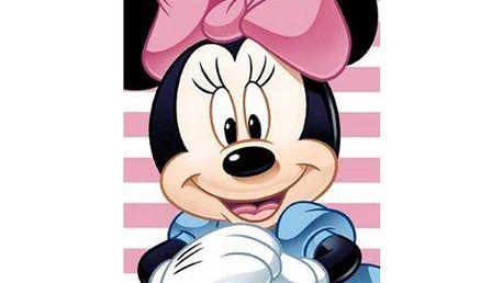 Jerry Fabrics osuška Minnie Stripes, 75 x 150 cm