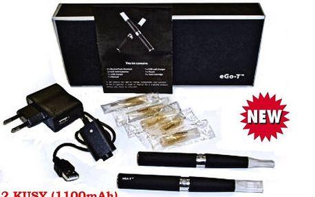 Elektronická cigareta eGo-T 1100mAh, 2ks