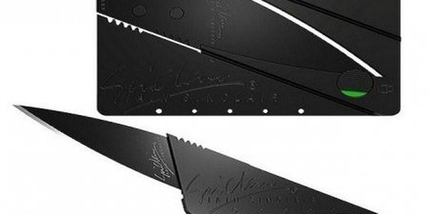Cardsharp skladací nožík