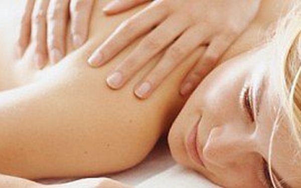Celková masáž v délce 60 minut