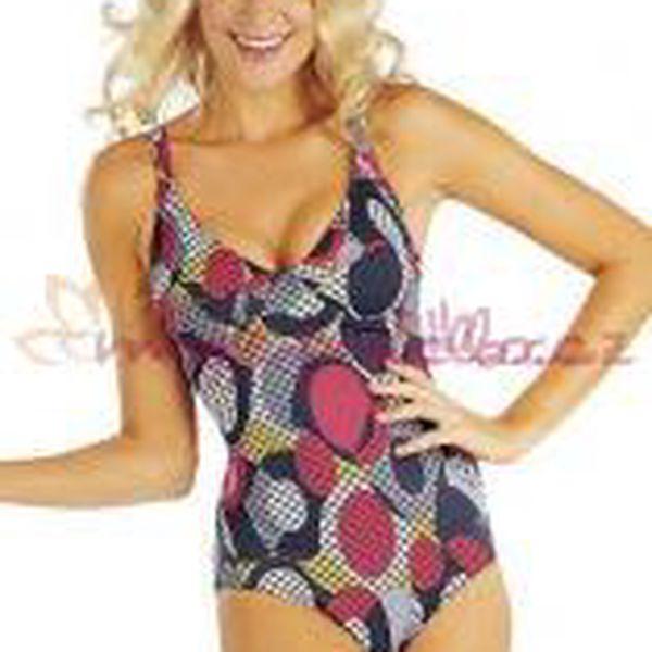 Litex 71114 Jednodílné plavky s kosticemi