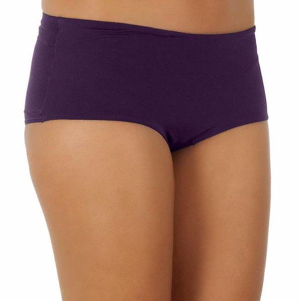 Dámské fialové nohavičkové kalhotky Wonderbra
