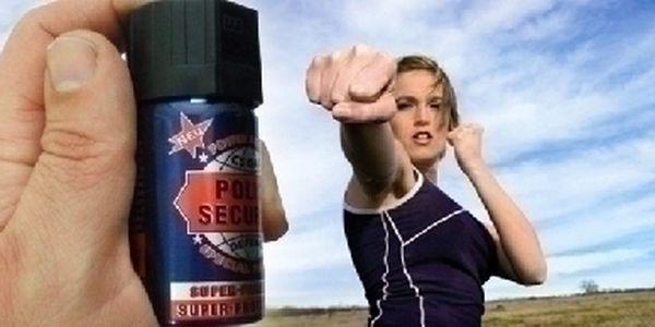 Slzný sprej vč. poštovného ! Ochranná pomůcka pro ženy i muže, neměl by chybět v žádné dámské kabelce!