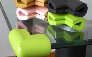 Ochrana rohů stolu - 1 ks, více barev a poštovné ZDARMA! - 3207411