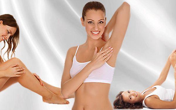 IPL epilace celého těla pro ženy - 5 ošetření