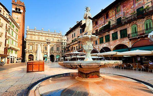Třídenní zájezd do italské Verony pro 1 osobu