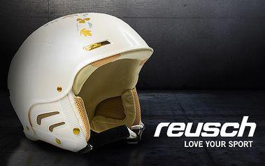 Kvalitní lyžařské helmy Reusch