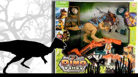 Sada Lovci dinosaurů Alltoys Chap Mei za 499 Kč! POUZE 4 KUSY!