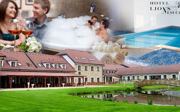 Wellness pobyt v Hotelu Lions se slevou až 70 %