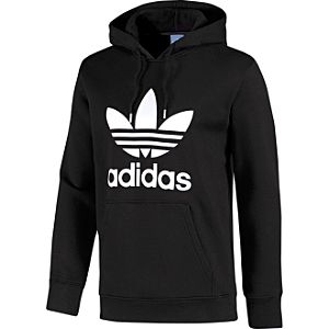 Pánská lifestylová mikina - Adidas ADI TREFOIL HOO