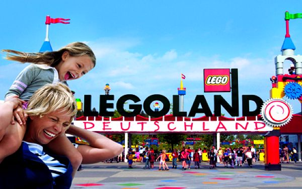 1denní výlet do kouzelného světa LEGOLANDU v Německu. Čeká na Vás řada SUPER atrakcí