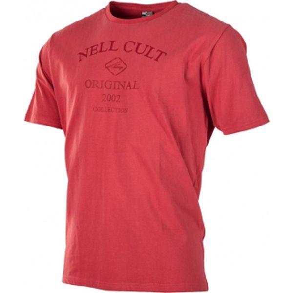 Pánske tričko - Nell NELL CULT červená XXL