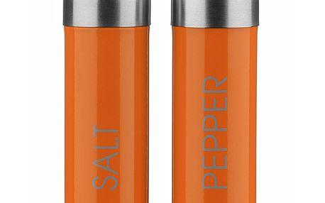 Oranžová slánka a pepřenka