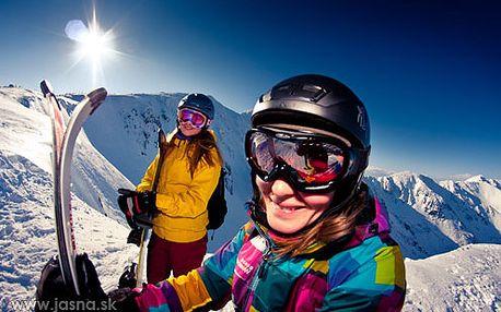 Exkluzivní relax a lyžovačka v Demänovské dolině! 3 dny v oblíbeném wellness hotelu*** za 2650 Kč na osobu