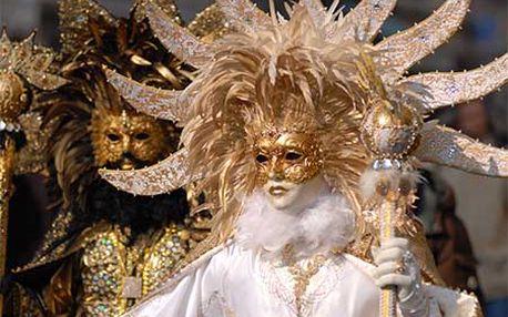 Karneval v Benátkach 2014