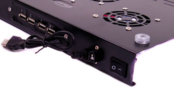 Ochraňte svůj notebook proti přehřátí v každém ročním období!! Tento má navíc 4 USB porty a 3 větráčky!Dnes v úžasné 63%slevě!