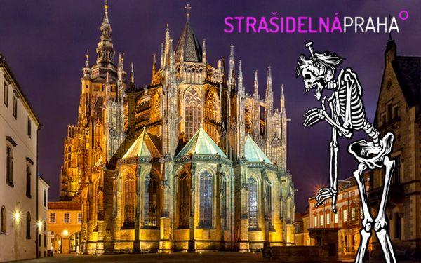 Za strašidly na Pražský hrad – dvouhodinová procházka Prahou s průvodcem
