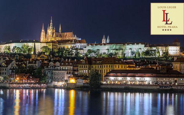 Ubytování v centru Prahy s polopenzí