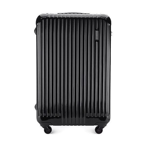 Velký černý cestovní kufr Wittchen