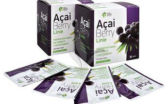 Green Diamond Medical Acai berry Linie 60 sáčků