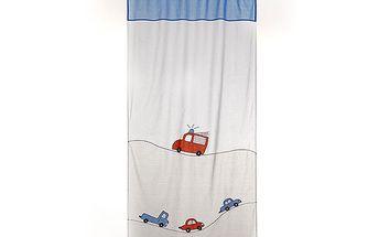 Vzdušná dekorační záclona/závěs auta