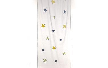 Dekorační záclona/závěs hvězdy pro chlapce