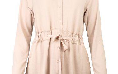 Stylový kabátek Pail Rosa s kapucí