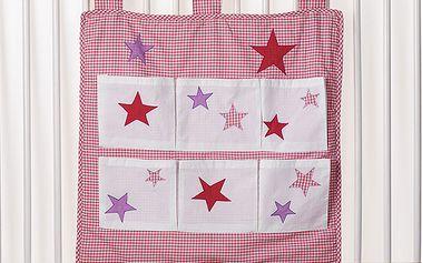 Kapsář hvězdy pro dívky