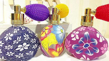 Flakon na parfémy v originálním designu s balónkem a poštovné ZDARMA! - 6505220