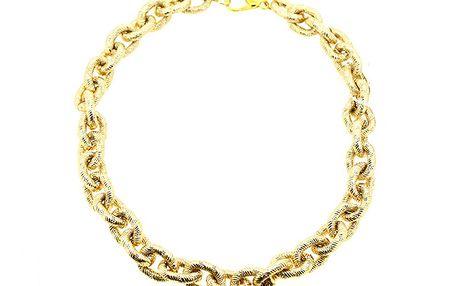 Zlatý řetěz od Solv & Art