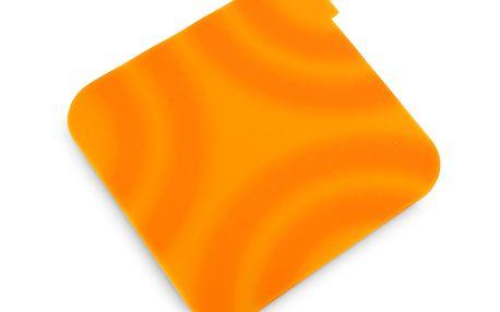 Silikonová chňapka, oranžová od Vialli Design