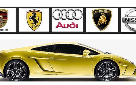 Projeďte se autem snů za bezkonkurenčních 699 kč. Máte na výběr z 5 sportovních vozidel v čechách a na moravě.