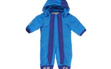 Dětská zimní modrá kombinéza