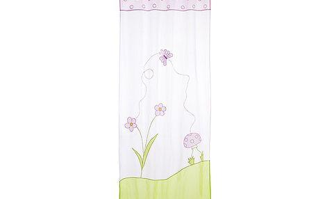 Dekorační záclona/závěs letní sen