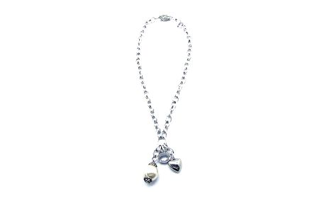 Stříbrný náhrdelník s přívěskem