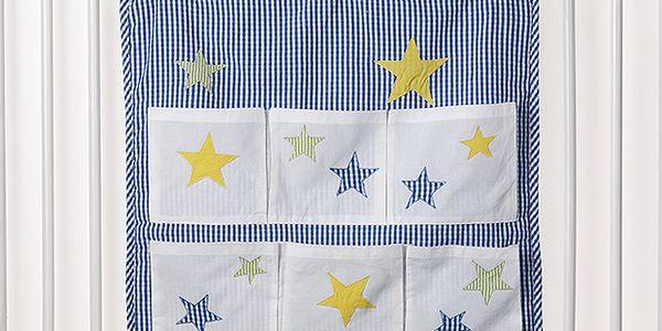 Kapsář hvězdy pro chlapce